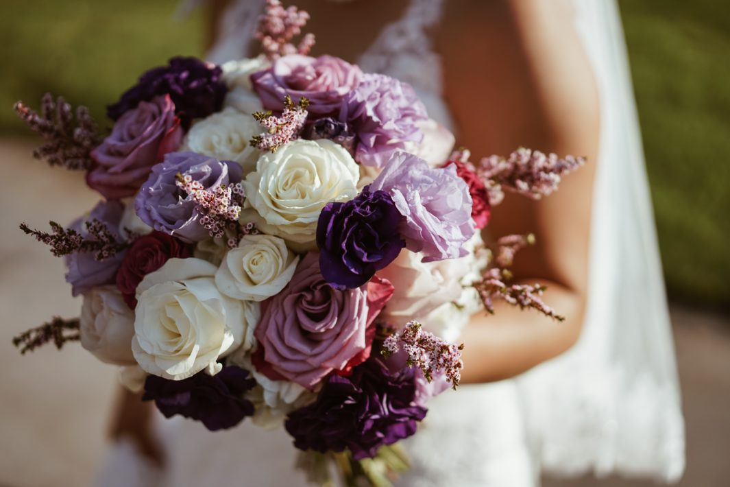 juicysantos.com.br - Buquê da noiva