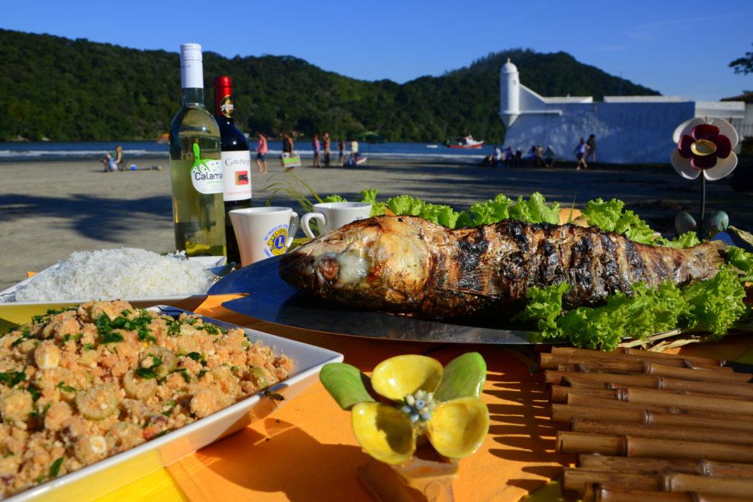 juicysantos.com.br - festas da tainha na Baixada Santista