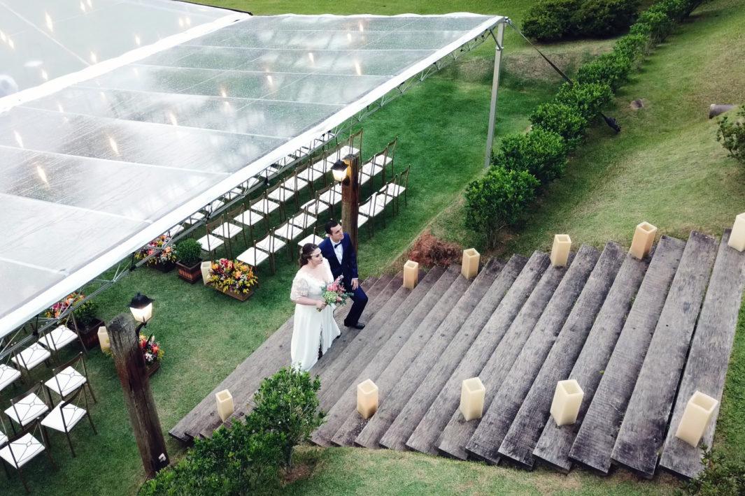juicysantos.com.br - Imagens de drones em casamento