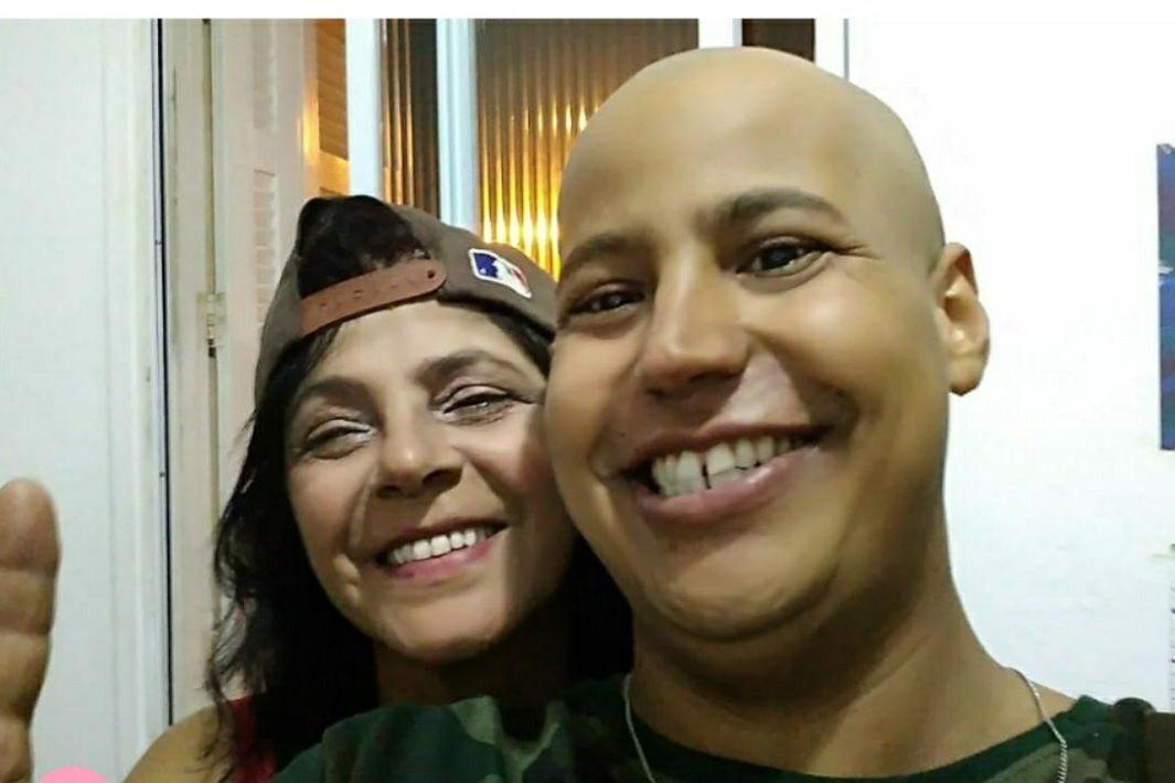 www.juicysantos.com.br - luta contra o câncer do Lázaro