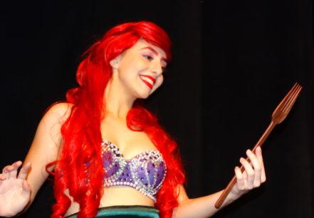 juicysantos.com.br - Ariel em um mar de sonhos em PG