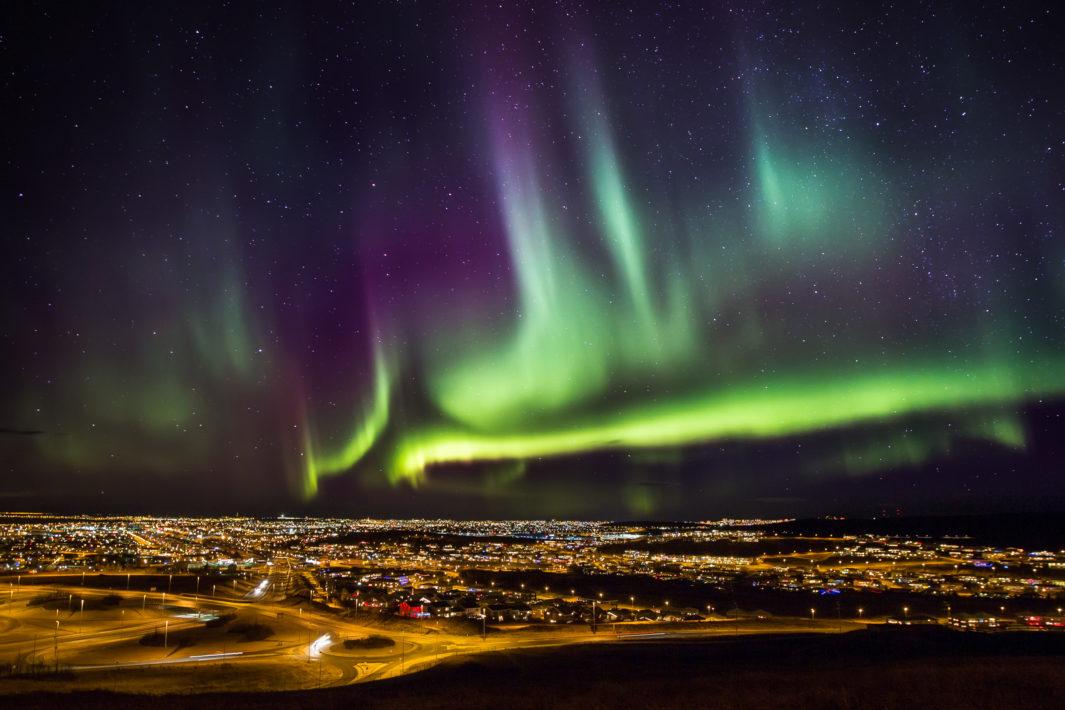 www.juicysantos.com.br - islândia aurora boreal