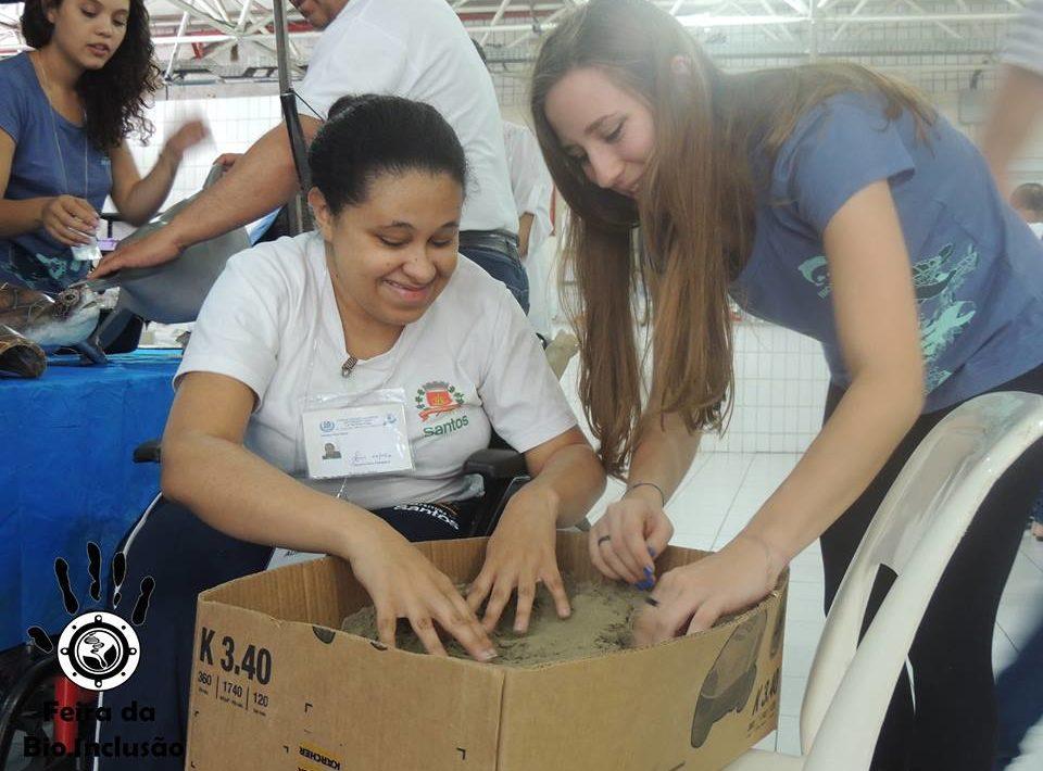 www.juicysantos.com.br - II Feira da Bio.Inclusão em Santos