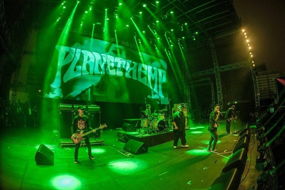 www.juicysantos.com.br - show do Planet Hemp em Santos