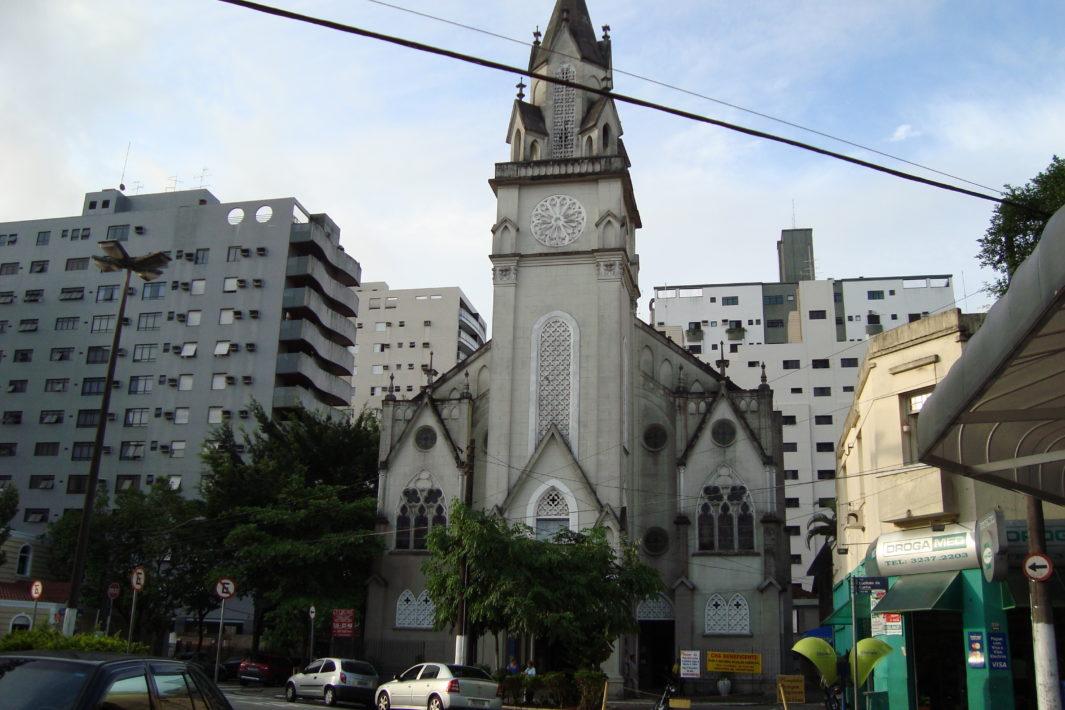 www.juicysantos.com.br - igrejas católicas em Santos