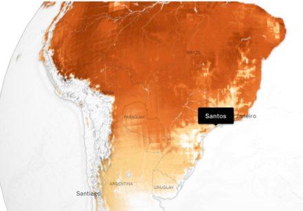www.juicysantos.com.br - santos está ficando cada vez mais quente
