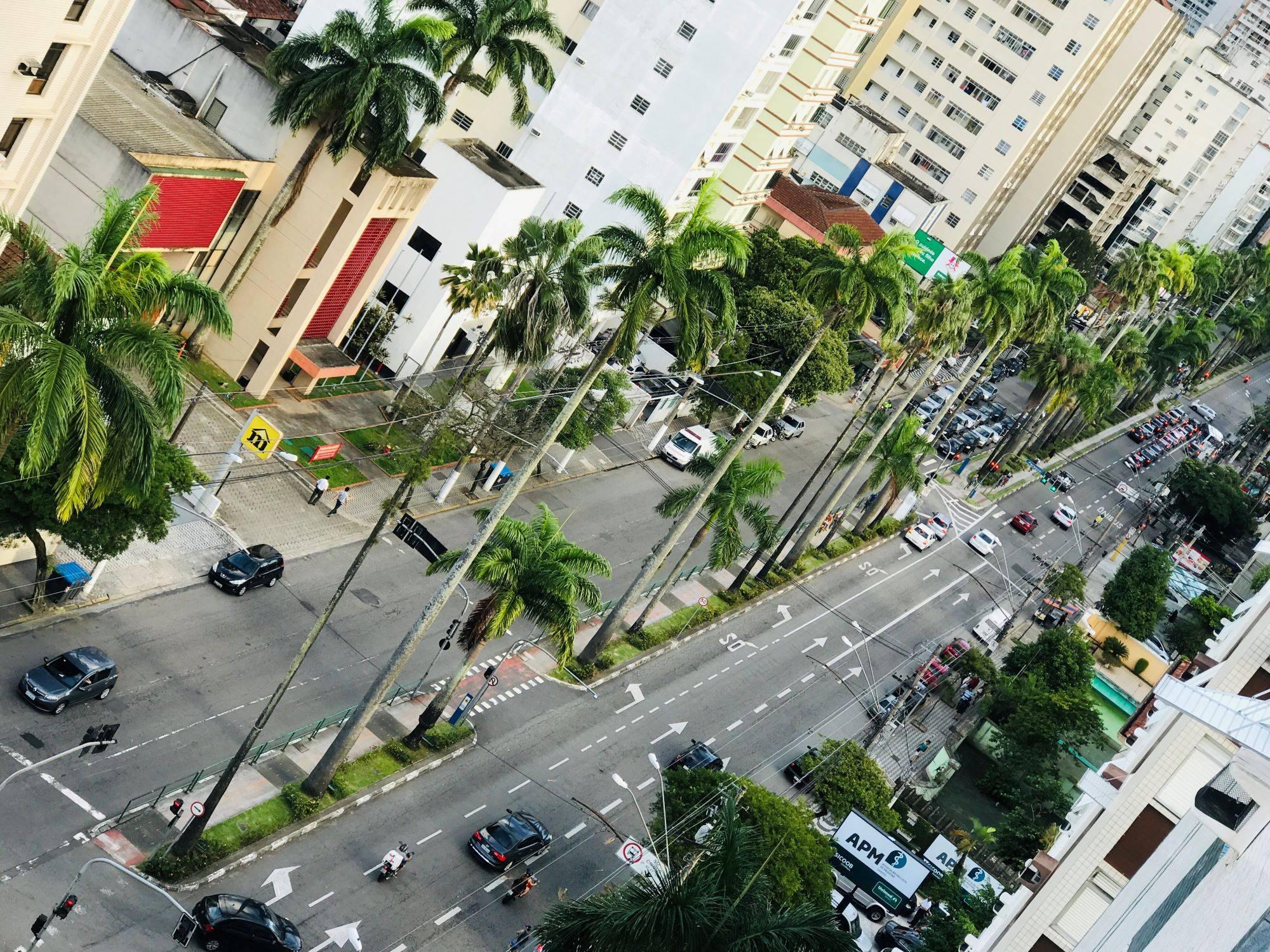 www.juicysantos.com.br - onde ficar em santos no bairro do gonzaga av. ana costa