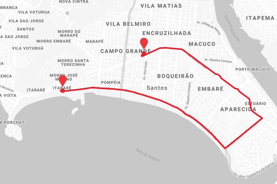 www.juicysantos.com.br - caravana de natal da coca-cola em santos e são vicente
