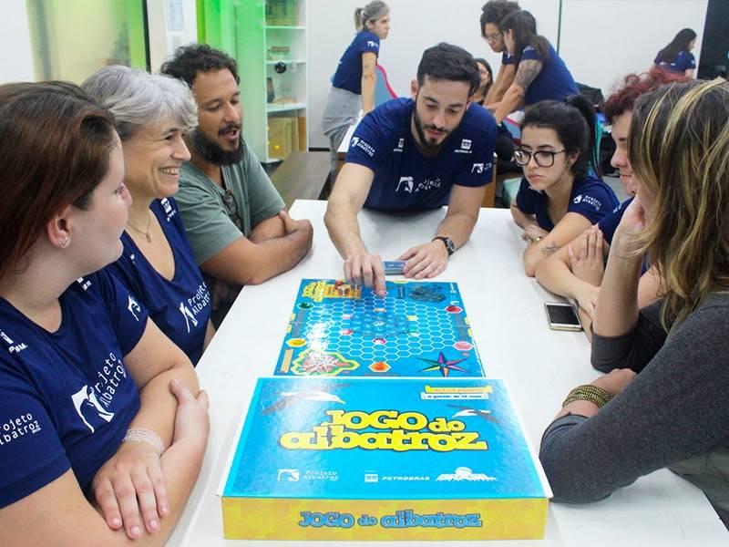 www.juicysantos.com.br - Jogo do Albatroz