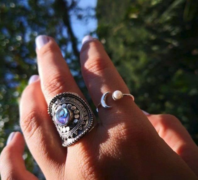 www.juicysantos.com.br - aneis de prata villarejo bazar