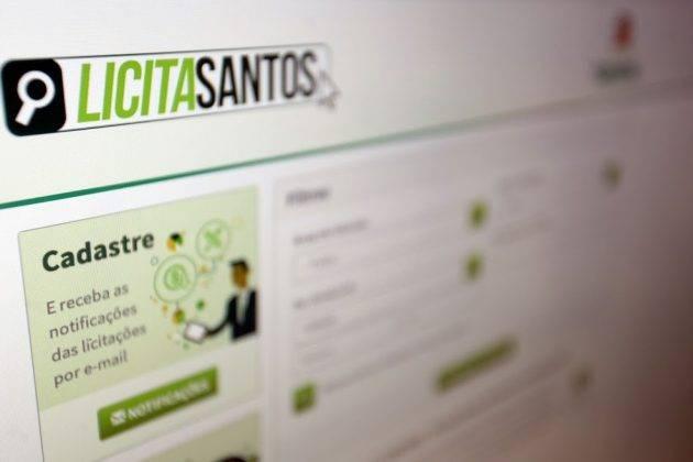 juicysantos.com.br - como participar de licitações em Santos
