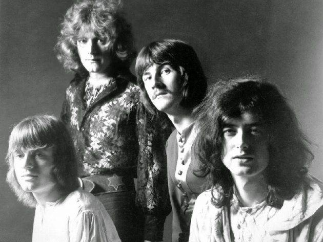 Os 50 anos do Led Zeppelin - Juicy Santos