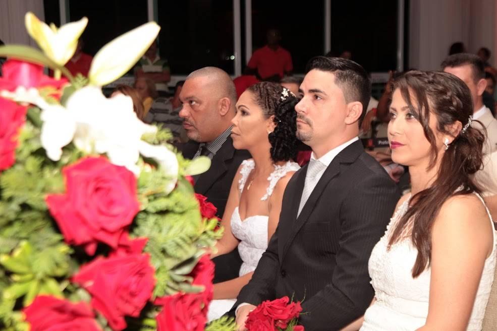 juicysantos.com.br - casamento comunitário em Santos
