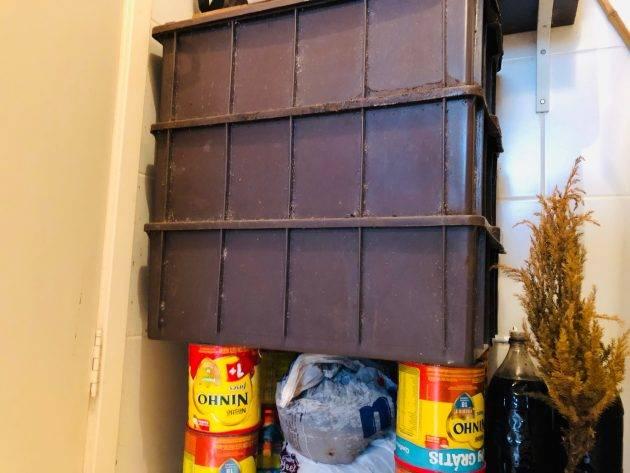 www.juicysantos.com.br - composta santos - exemplo de composteira em apartamento em santos sp