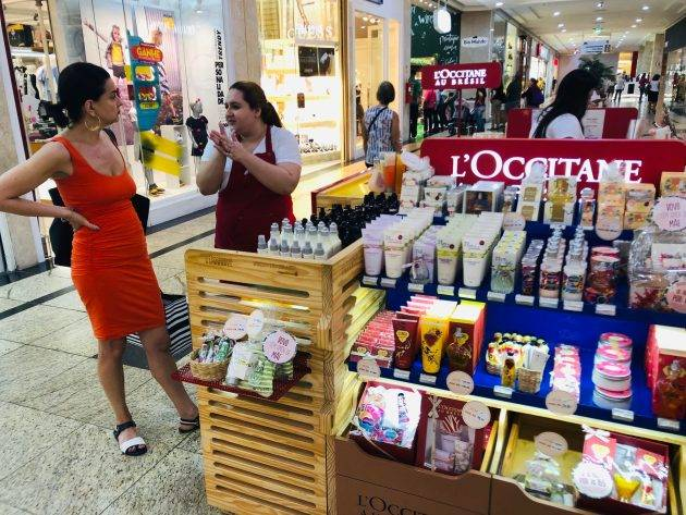 www.juicysantos.com.br - l'occitane au brésil no shoppping praiamar em santos sp