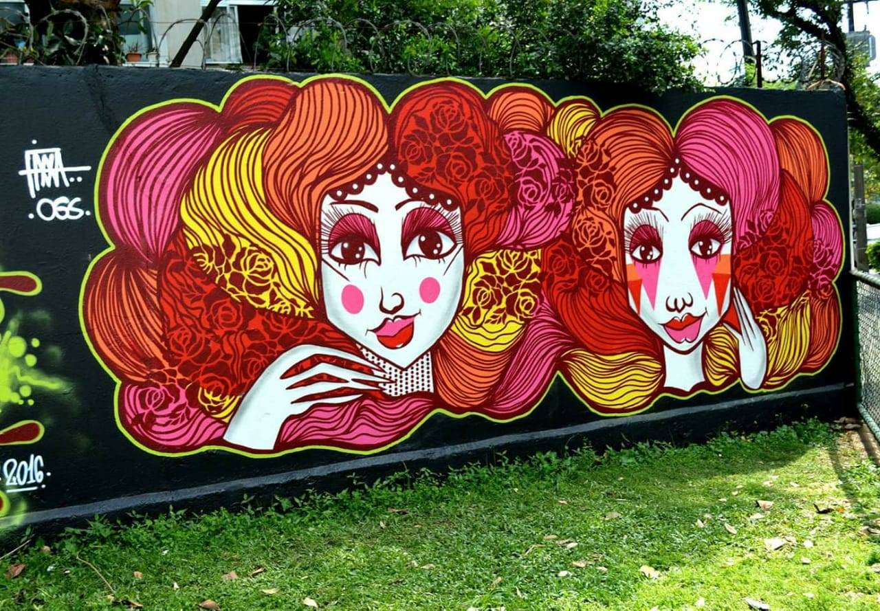 juicysantos.com.br - Grafites em Santos