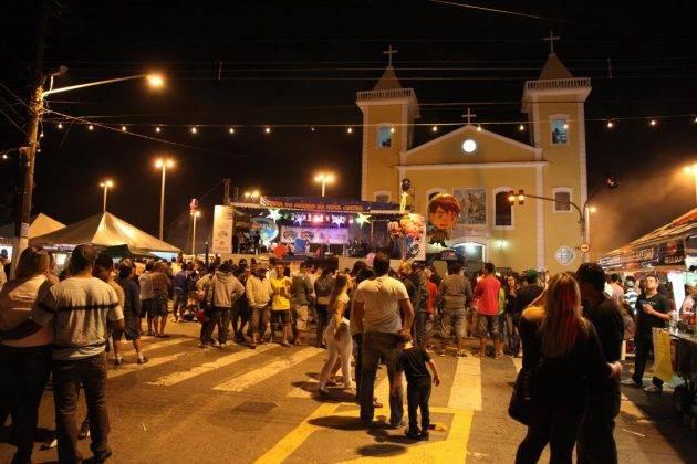 juicysantos.com.br - Quermesse do Morro da Nova Cintra 2019