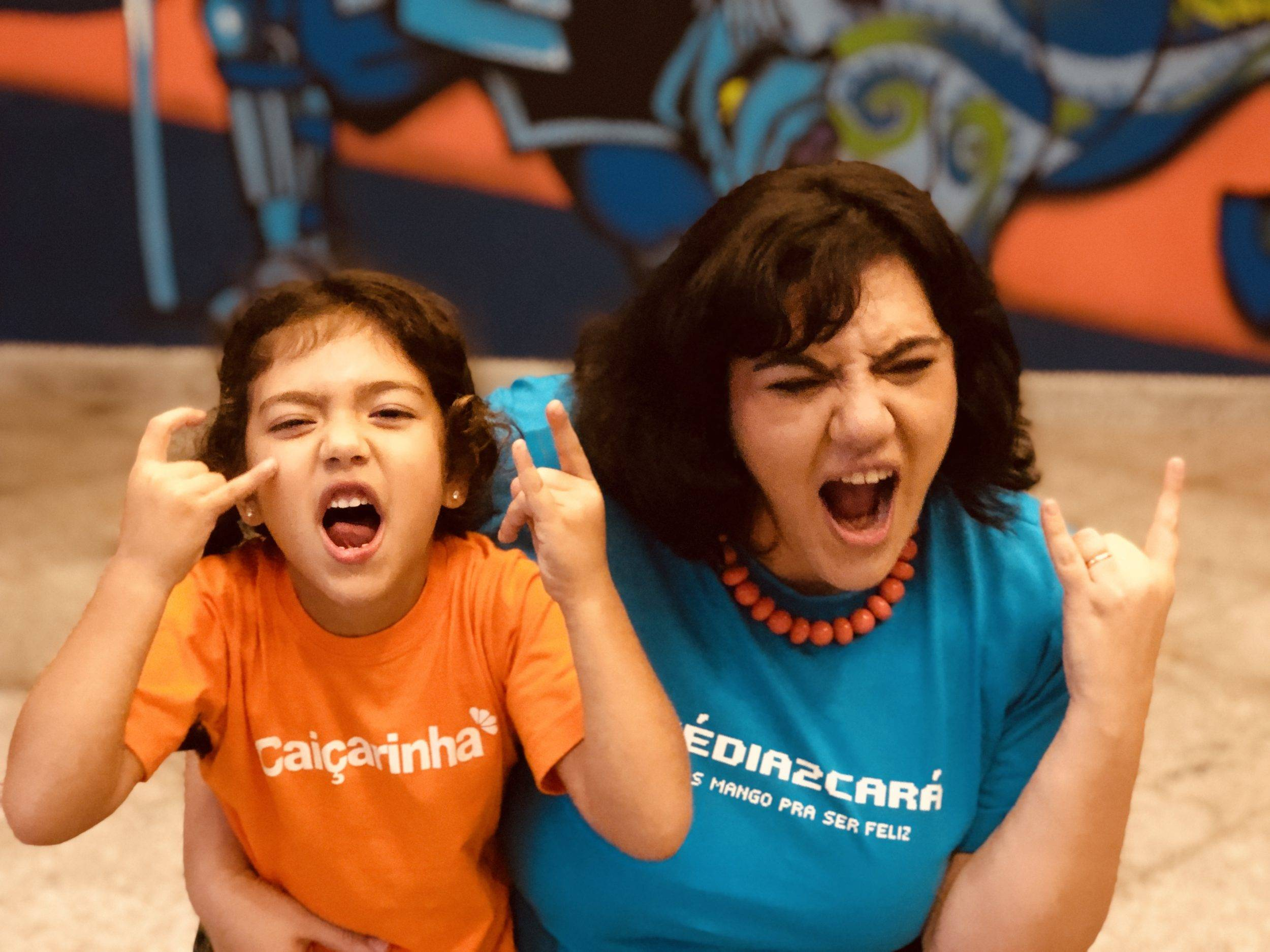 www.juicysantos.com.br - camisetas do juicy santos mãe e filha
