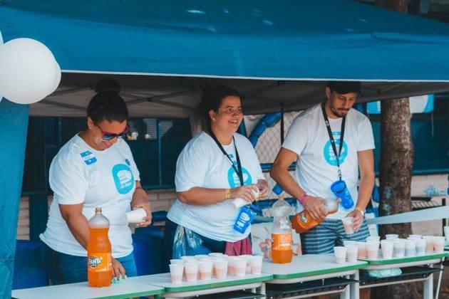 juicysantos.com.br - segunda Hamburgada do bem em Santos
