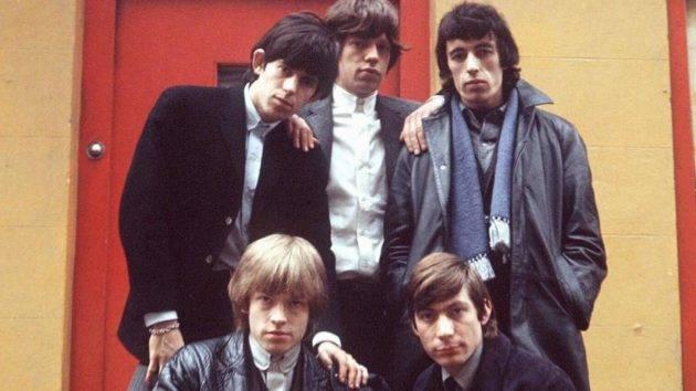 Rolling Stones e um tesouro musical descoberto