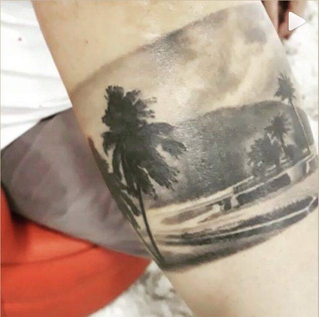 www.juicysantos.com.br - tatuagem caiçara
