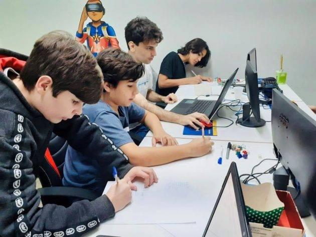 Magic Star: aulas de RPG em Santos