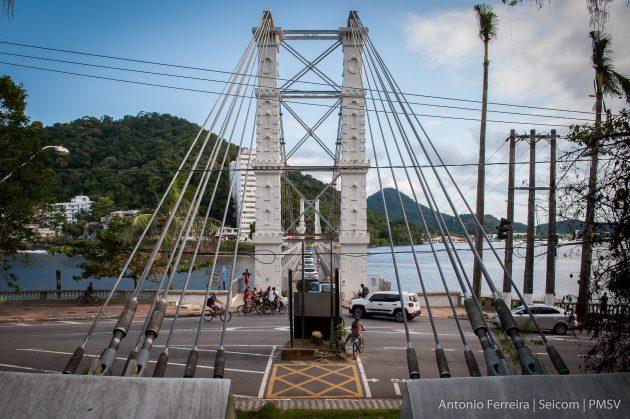juicysantos.com.br - Ponte Pênsil em São Vicente