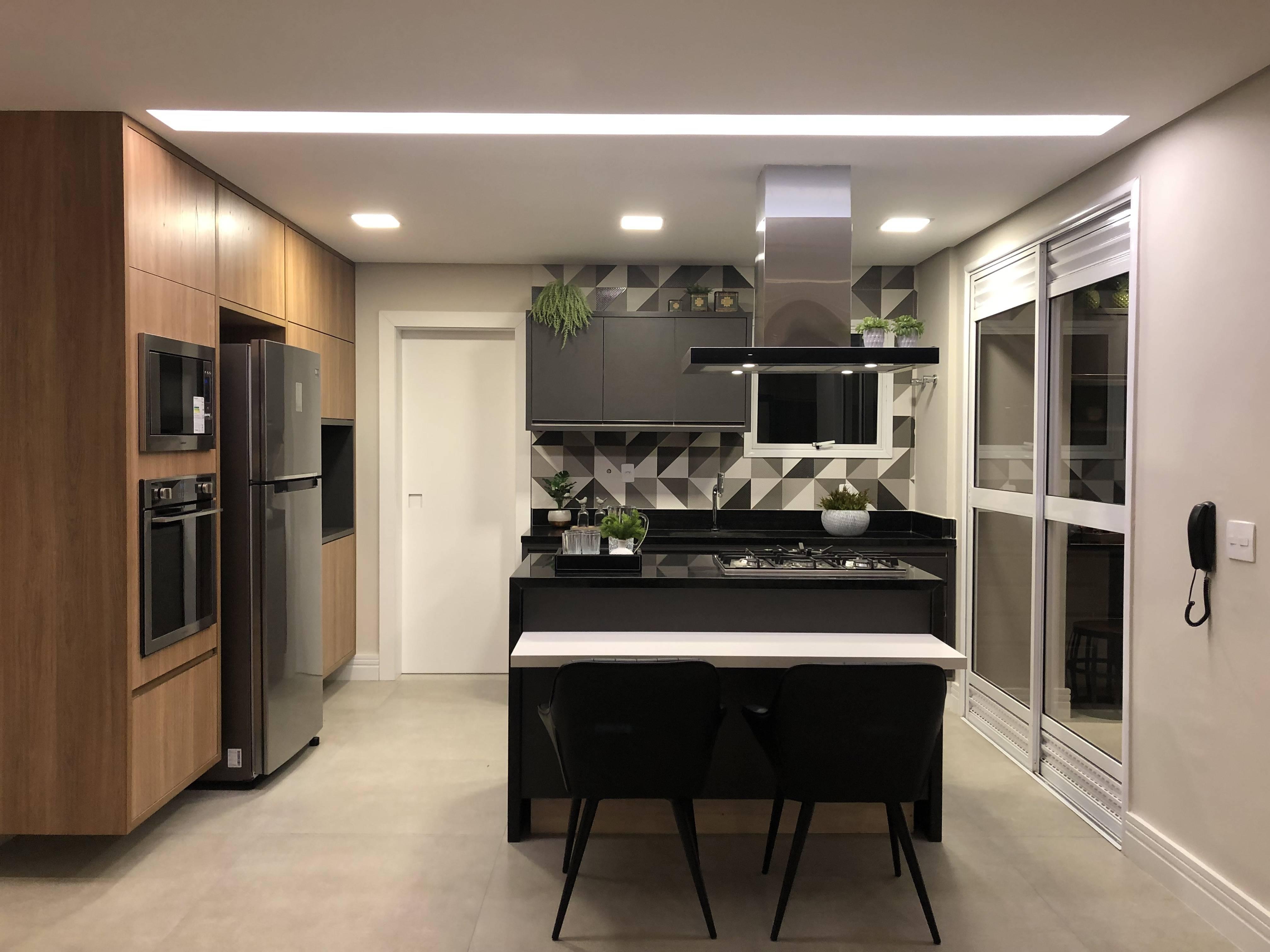www.juicysantos.com.br - arquiteta em santos taed arquitetura projeto de cozinha integrada