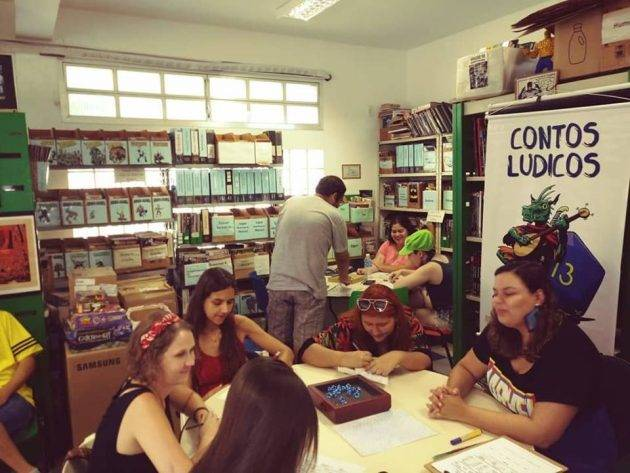 www.juicysantos.com.br - minas nerds contos lúdicos RPG na gibiteca de santos