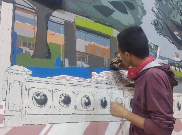 www.juicysantos.com.br - estúdio preo artista leonardo leite