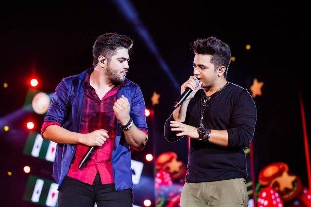juicysantos.com.br - show do Henrique e Juliano em Santos