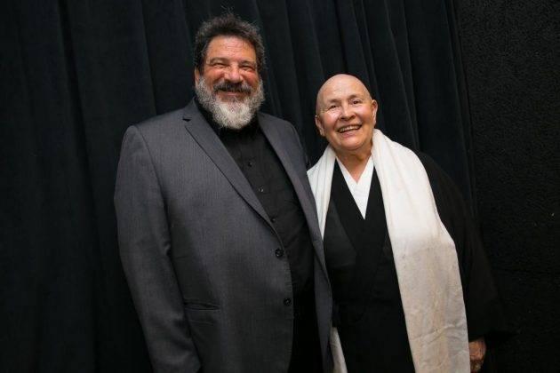 juicysantos.com.br - Monja Coen e Mario Sergio Cortella