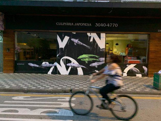 juicysantos.com.br - Novas intervenções artísticas em Santos