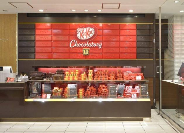 juicysantos.com.br - loja só de KitKat em São Paulo
