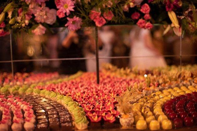 juicysantos.com.br - mesa de doces de casamento