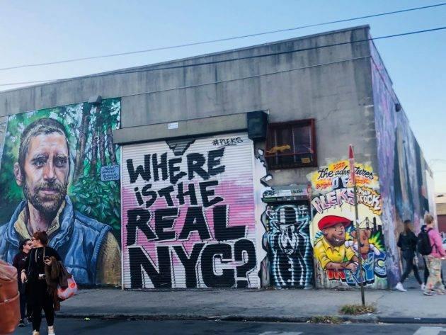 www.juicysantos.com.br - arte de rua em bushwick nova iorque