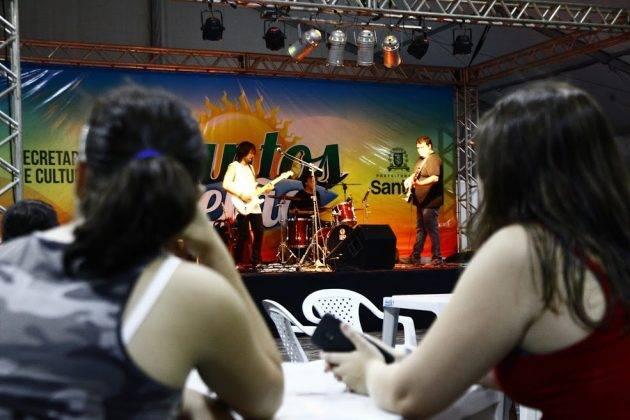 juicysantos.com.br - como se apresentar nas tendas de verão de Santos