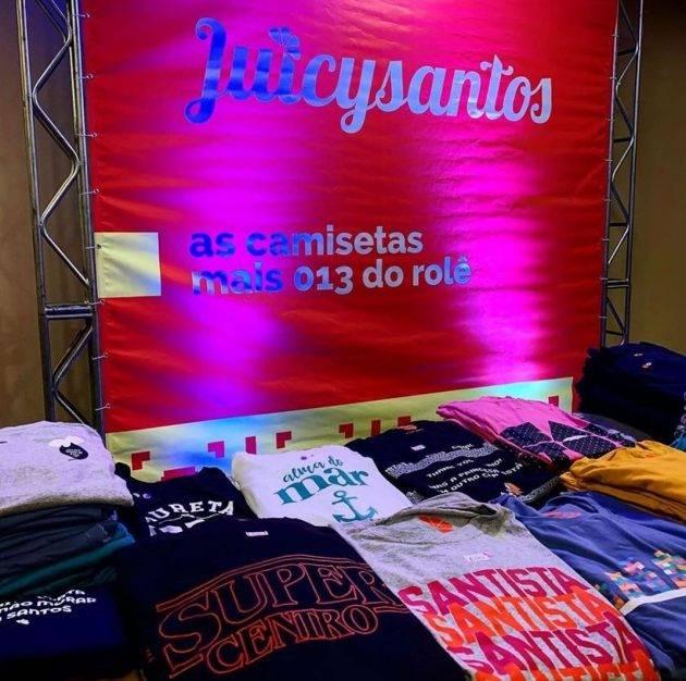 www.juicysantos.com.br - camisetas do juicy santos no o coletivo bazar