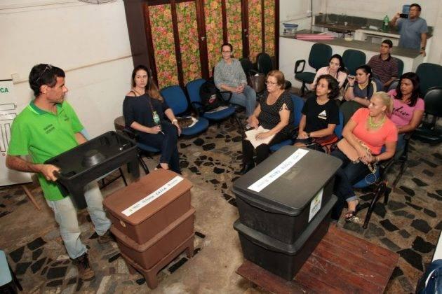 juicysantos.com.br - receber uma composteira em Santos
