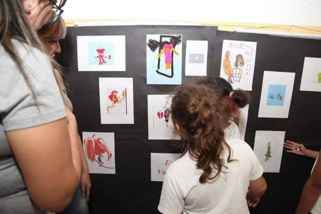 juicysantos.com.br - exposição de aluna autista de Santos