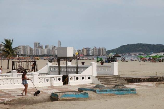 juicysantos.com.br - pode ou não nas praias de Santos