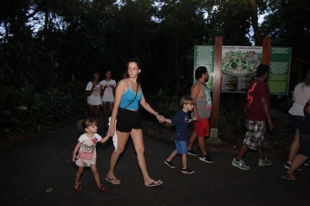 juicysantos.com.br - Visitas noturnas no Orquidário de Santos