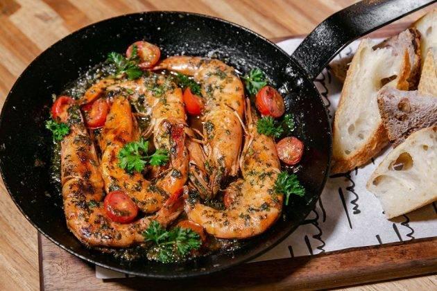juicysantos.com.br - comer camarão em Santos