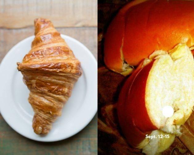 www.juicysantos.com.br - teste pão de cará croissant