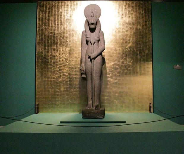 juicysantos.com.br - Exposição sobre o Egito em SP