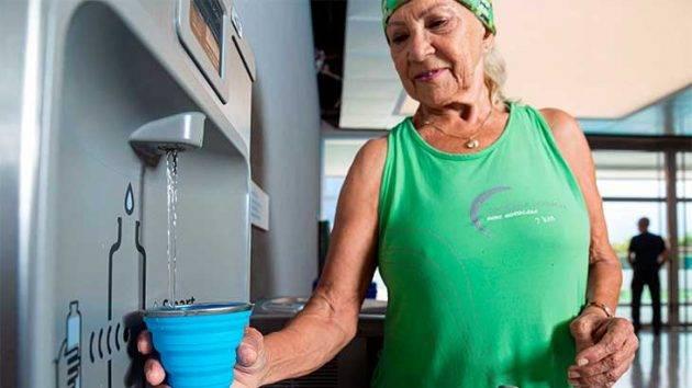 juicysantos.com.br - Não tem mais garrafa d'água no Sesc Santos