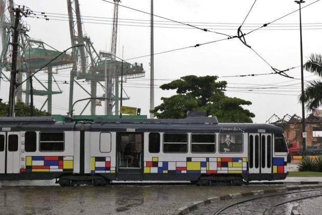 juicysantos.com.br - Passeios gratuitos no Bonde Arte em Santos