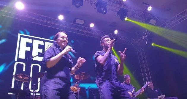 www.juicysantos.com.br - lives de artistas de santos - banda feel good
