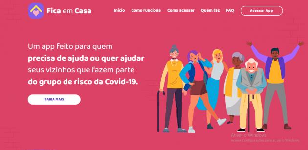 juicysantos.com.br - Fica em Casa app