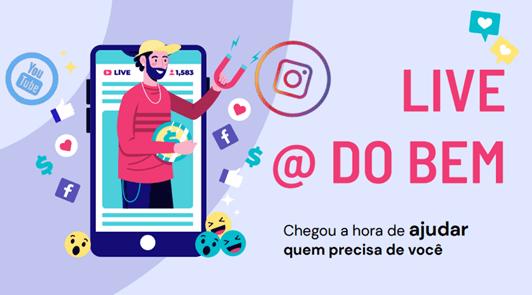 juicysantos.com.br - Live @ do Bem